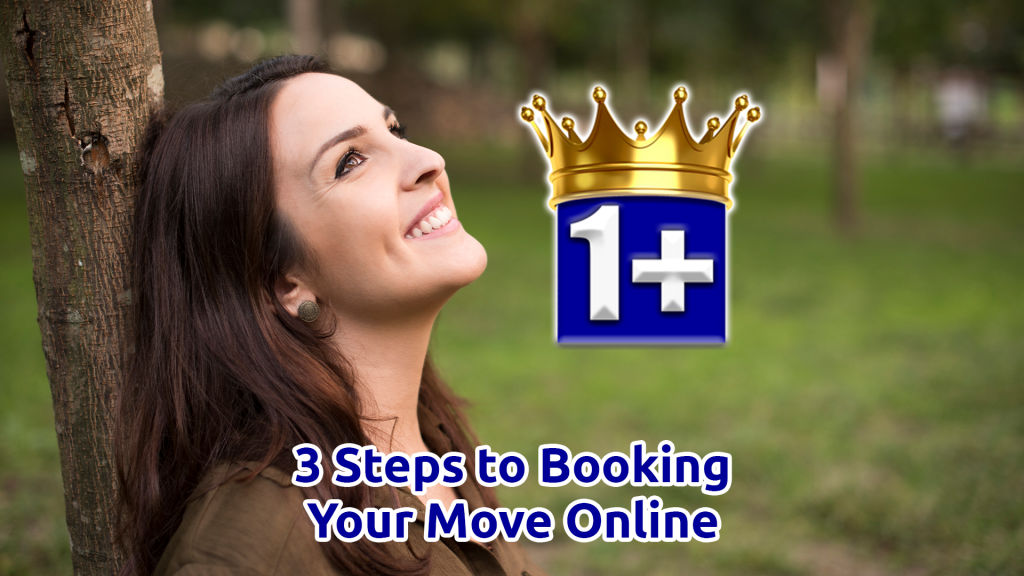 3 Steps to Booking Your Move Online Satisfaction
