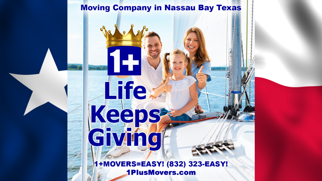 Moving Company in Nassau Bay Texas Movers