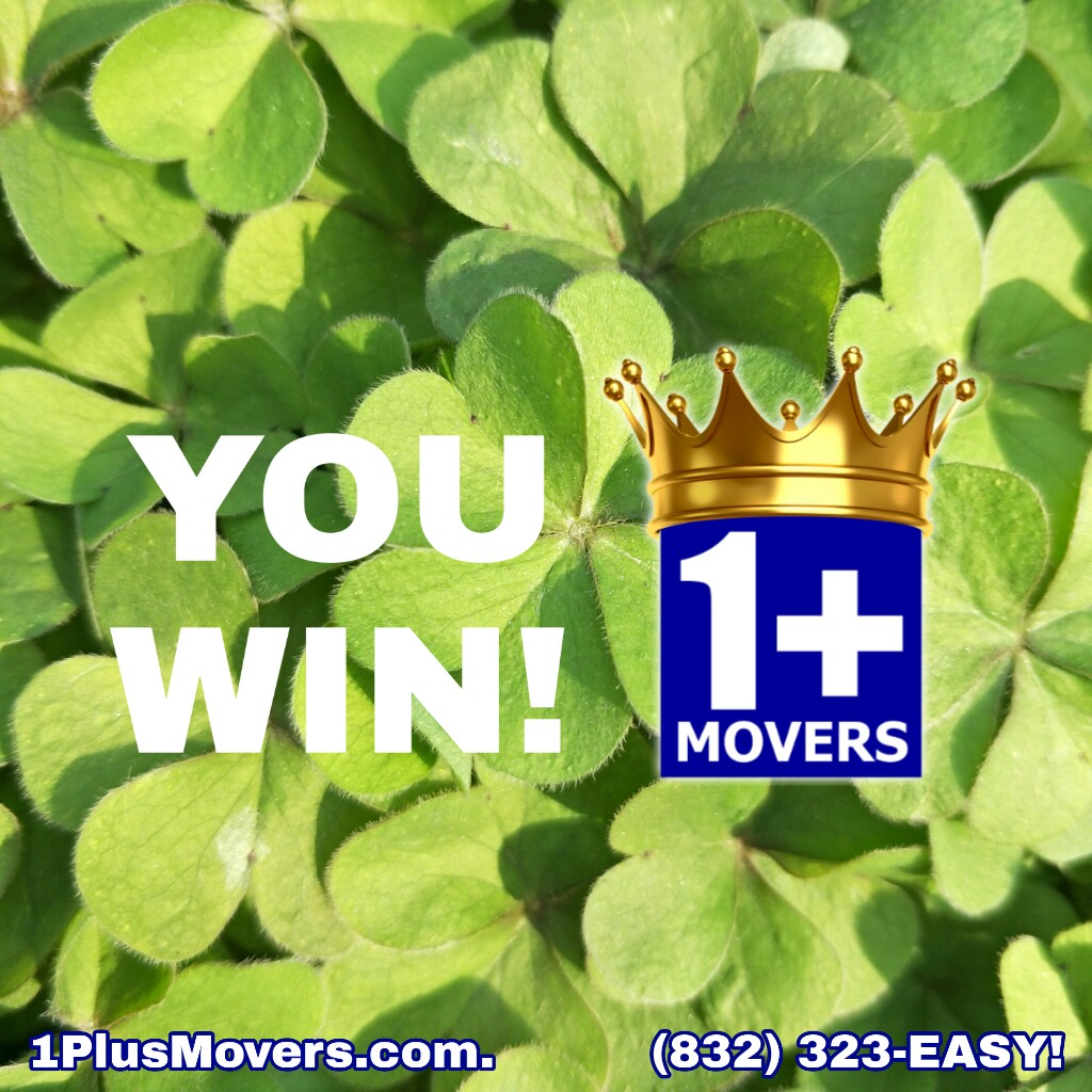 Lucky Move Movers, Moving Lucky