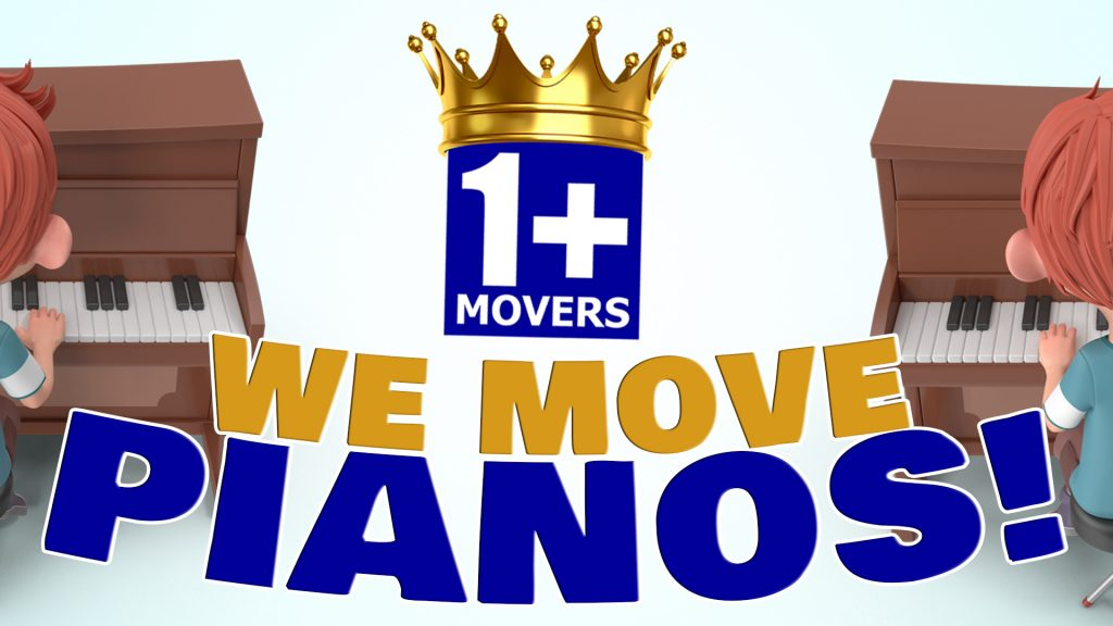 We Move Piano Movers 1920