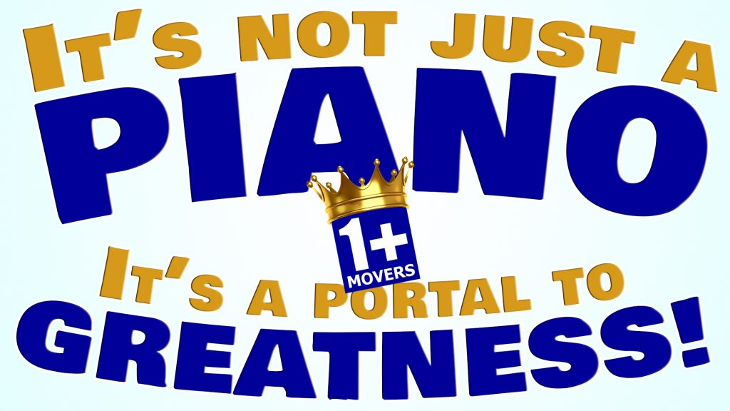 Not Just A Piano Portal To Greatness Piano Movers 1920