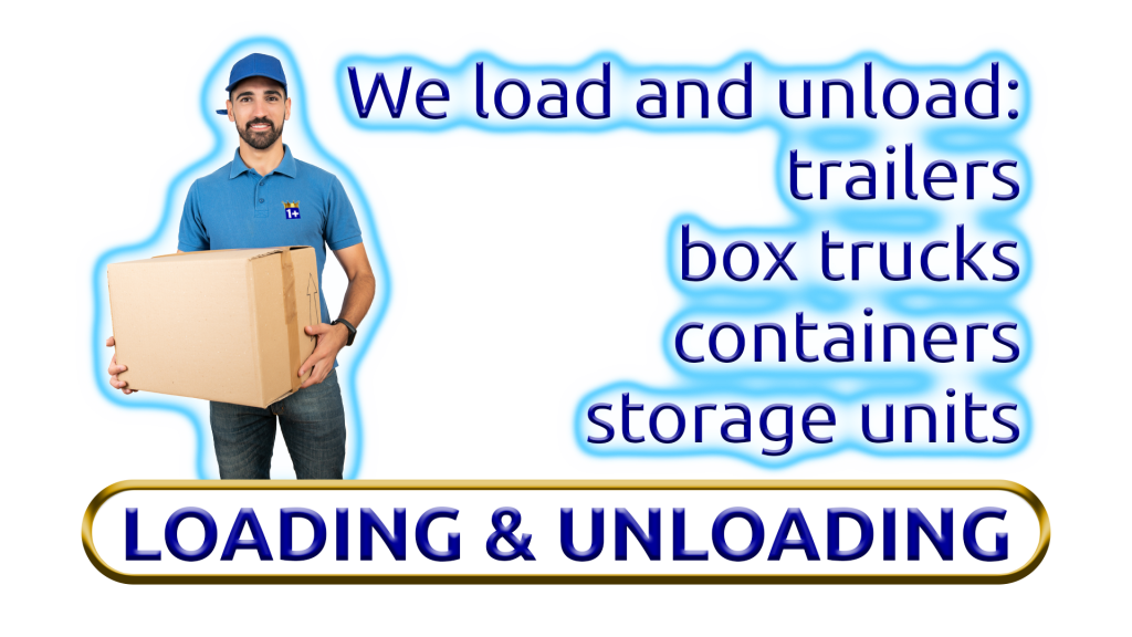 Image Of Loading And Unloading Services
