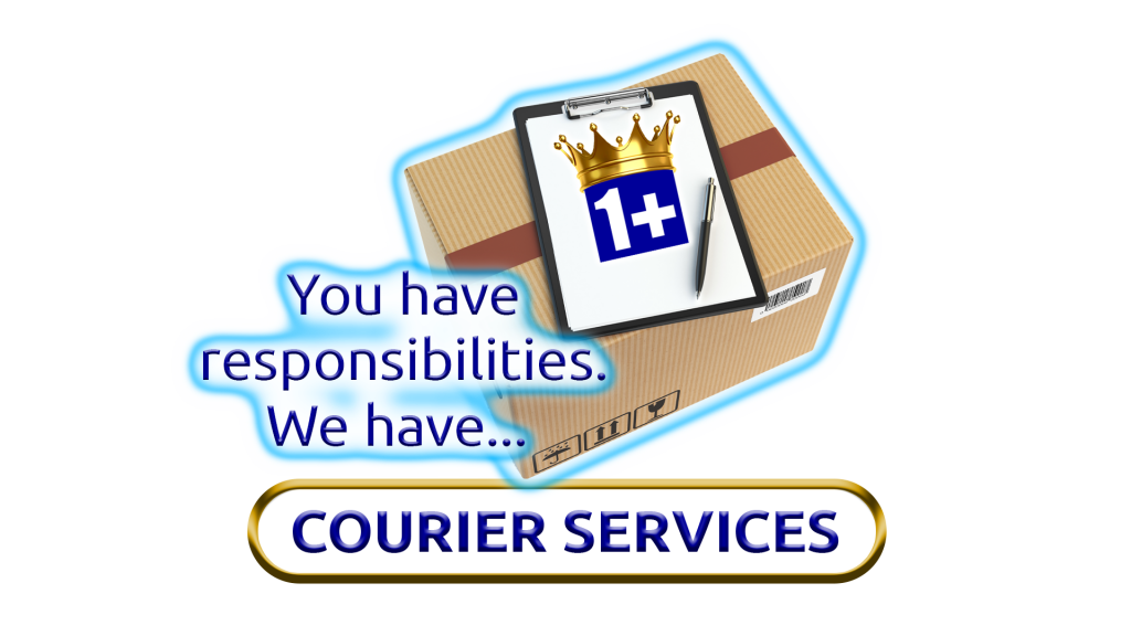 Image Of Courier Services By 1+Movers