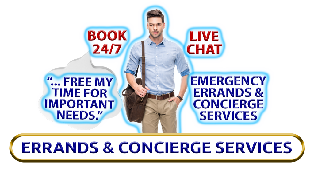 Image Of Concierge Services And Errand Running Services By 1+Movers