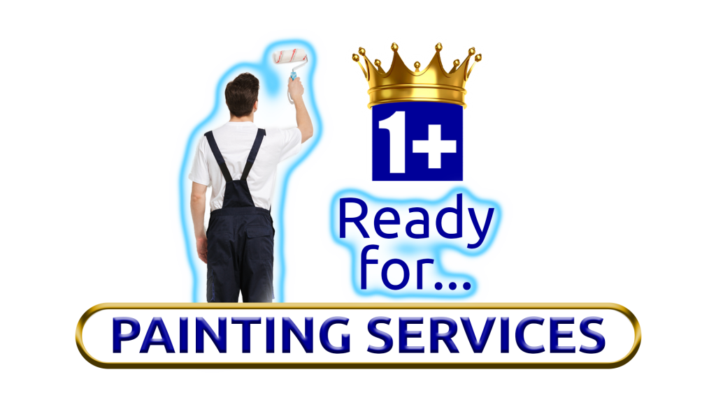 Image Of Painting Services By 1+Movers