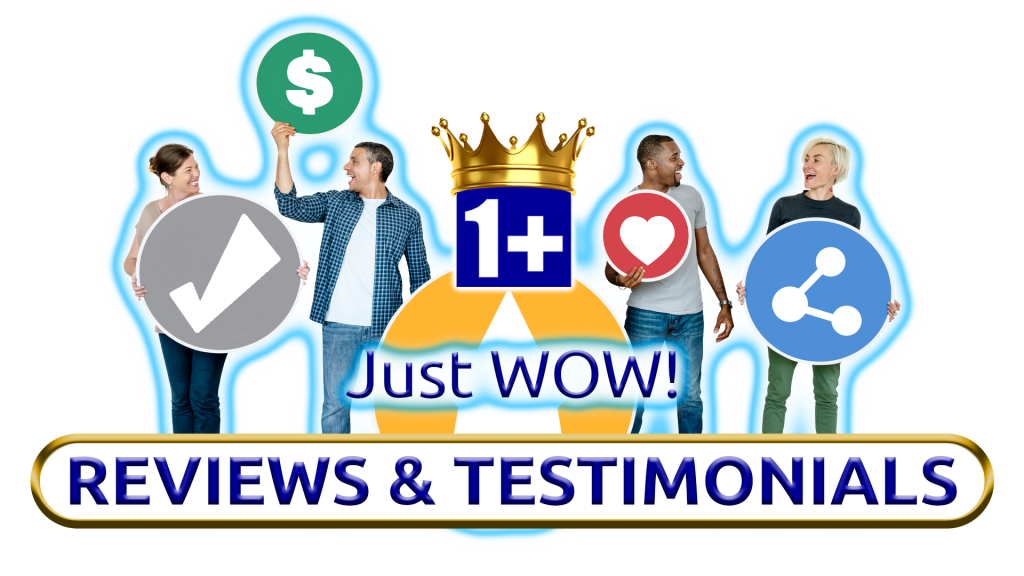 Image Of Reviews And Testimonials By 1+Movers