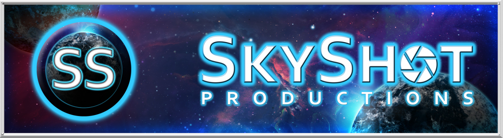 Image Of Skyshotproductions.com Advertisement Banner Web Design Advertisement Music Digital Graphics Digital Signage Houston Tx By 1+Movers