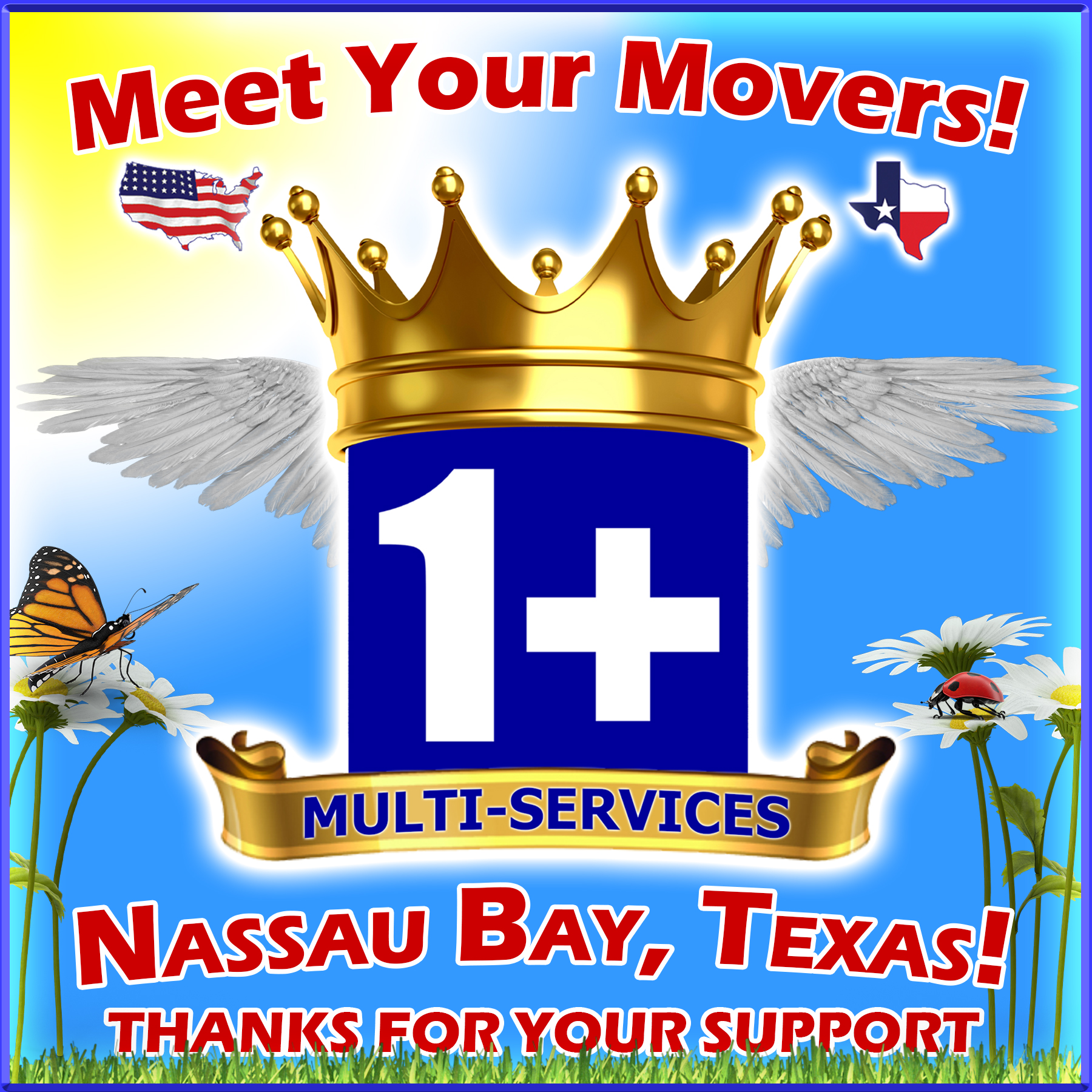 Meet Your Movers in Nassau Bay, Texas 1