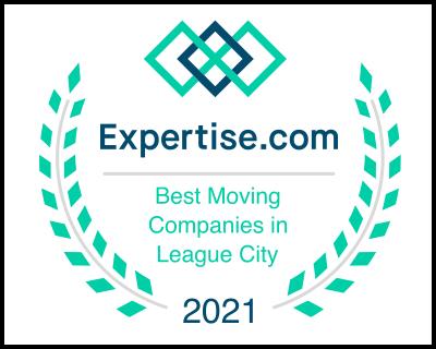 Best Moving Company 2021 Award