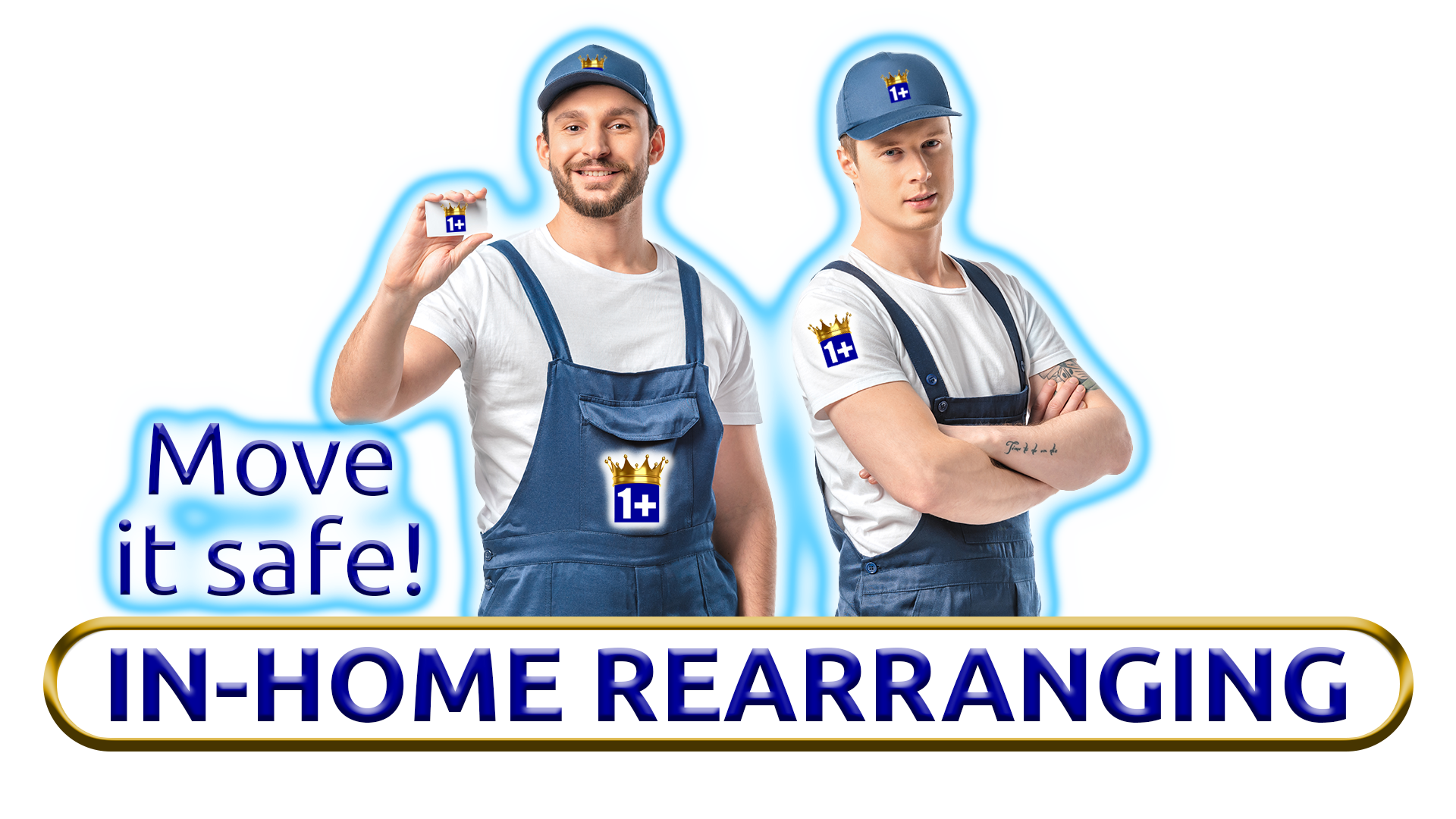 Legendary In-Home Rearranging By 1+Movers - Moving - Movers- Move - Houston Texas - Nassau Bay Texas - Seabrook Texas - Kemah Texas 6